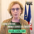 Mon histoire de formation | Muriel Pénicaud, ministre du Travail