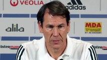 Football - Ligue 1 - Rudi Garcia choisit Memphis Depay comme apitaine de l'OL