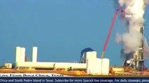 - Elon Musk'ın roket prototipi testi geçemedi