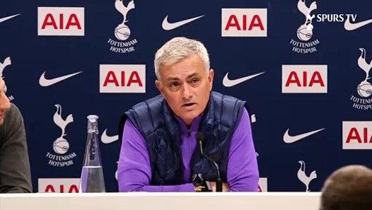 José Mourinho annonce du changement à Tottenham