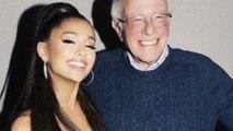 Ariana Grande endorses U.S. presidential hopeful Bernie Sanders