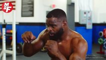 Tyron Woodley's Fight Camp Circuit Routine Explained