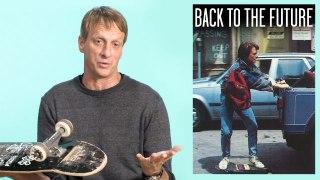 Tony Hawk Breaks Down Skateboarding Movies