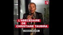 L'abécédaire de Christiane Taubira