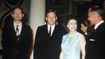 Inside Queen Elizabeth's Meeting With The Apollo 11 Astronauts