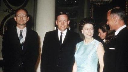 Inside Queen Elizabeth's Meeting With The Apollo 11 Astronauts
