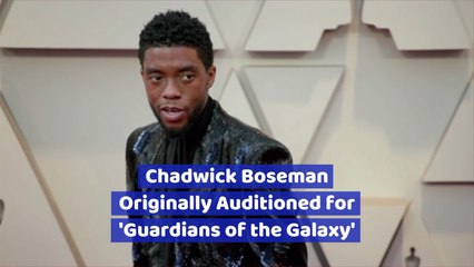 Chadwick Boseman Could Have Been A Different Marvel Character