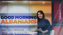 Benvenuto euronews Albania!