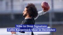 The Colin Kaepernick Shoe Reveal