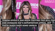 More Trouble For Teresa! Giudice Hit With $13K Tax Lien, Still Owes $73K