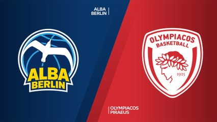 EuroLeague 2019-20 Highlights Regular Season Round 10 video: ALBA 80-99 Olympiacos
