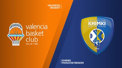 EuroLeague 2019-20 Highlights Regular Season Round 10 video: Valencia 89-84 Khimki