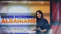 "Lançada Euronews Albania primeiro ""franchise"" do grupo Euronews"