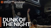 Endesa Dunk of the Night: Devin Booker, Khimki Moscow Region