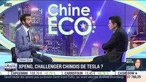 Chine éco : Xpeng, challenger chinois de Tesla ? par Erwan Morice - 21/11