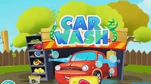 Kids Play And Wash Your Car Volkswagen Bug And Police Car Toys For Kids