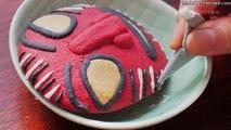 Traditional Korean sajatal(Lion mask) cake [ Sweet The MI]