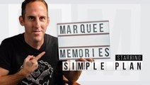 Marquee Memories: Simple Plan Reflects On His Past Favorite Concerts