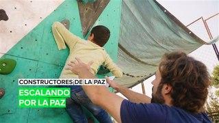 Constructores de la paz: Escalando por la paz