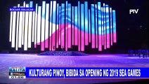 Kulturang Pinoy, bibida sa opening ng 2019 SEA Games