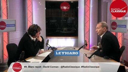 David Cormand - Radio Classique vendredi 22 novembre 2019