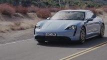 Porsche Taycan 4S - dritte Version des Elektro-Sportwagens
