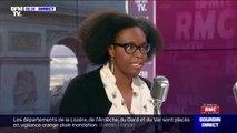 """Sibeth Ndiaye: """"Je reproche à certaines organisations syndicales de ne pas s'asseoir à la table des discussions avec nous"""" sur les retraites"""