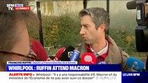 """Whirlpool, pour François Ruffin, """"venir dire aux salariés qu'ils seront repris alors qu'il n'y a rien derrière, c'est nous prendre des cons"""""""