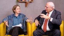 Claus Raidl und Stephanie Krisper über Postenschacher