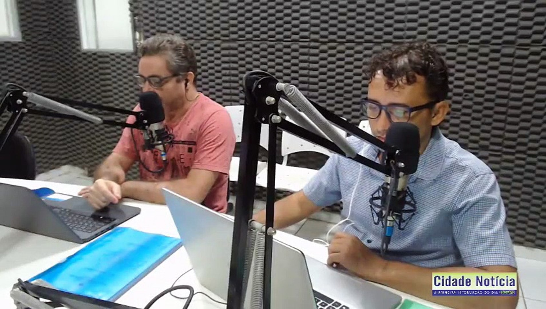 Acompanhe AO VIVO o programa Cidade Notícia - Líder FM (23)