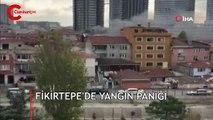 İstanbul'da panik anları! Dumanlar gökyüzünü kapladı