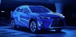 VÍDEO: Lexus UX300e, el primer eléctrico 100% de Lexus ya está aquí