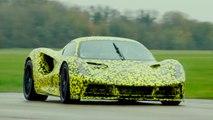 VÍDEO: Lotus Evija, ya tenemos su debut sobre el asfalto ¡qué pasada de coche!