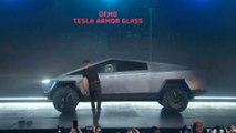 """Tesla präsentiert E-Pickup """"Cybertruck"""""""