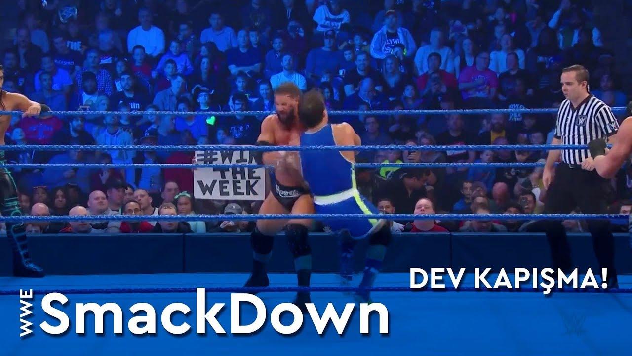 WWE SmackDown | Dev Kapışma! (Türkçe Anlatım)