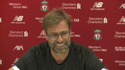 Welcome back Jose, sad for Poch - Klopp
