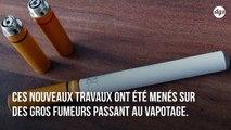 Passer à la cigarette électronique améliore nettement la santé cardiovasculaire des gros fumeurs