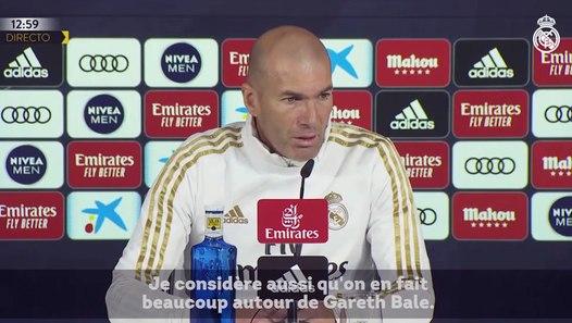 Real Madrid : la réponse de Zinedine Zidane à la dernière polémique autour de Gareth Bale