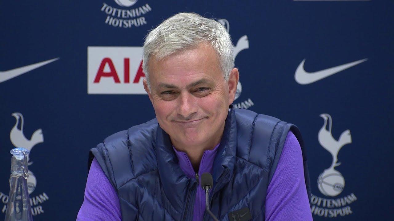 Jose Mourinho'dan Tottenham Adına İlk Basın Toplantısı! | Türkçe Altyazılı