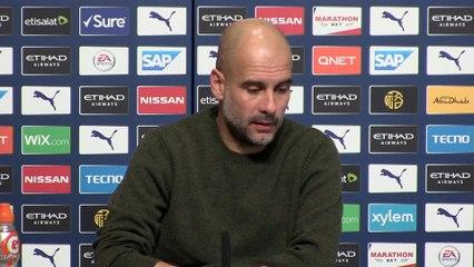 Welcome back Jose - Guardiola