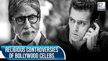 5 Times Bollywood Celebs Hurt Religious Sentiments Of Indians