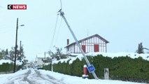 Drôme : encore 1 000 personnes privées d'électricité