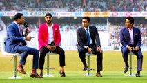 Legends reunite in Kolkata Eden gardens | Sachin, kumble, Harbhajan and VVS Laxman reunite