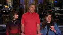 Will Ferrell Catches Up on SNL Gossip