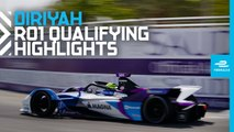 2019 SAUDIA Diriyah E-Prix  Friday Qualifying Highlights