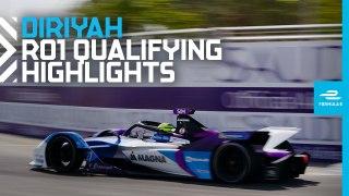 2019 SAUDIA Diriyah E-Prix  Friday Qualifying Highlights