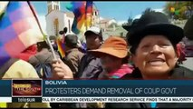 FtS: Peaceful Mobilizations in Colombia Met with Brutal Repression