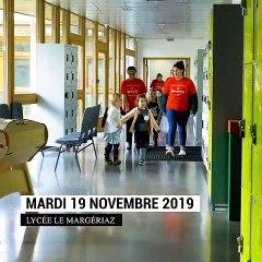 20191119-l'école de Bassens au lycée le Margériaz-AEPE1 et 1ASSP