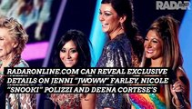 'Jersey Shore' Wedding Drama! Angelina 'Upset' After Snooki & JWoww Give Nasty Toast