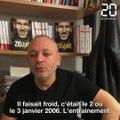 Foot: Fred Hermel parle de Zidane